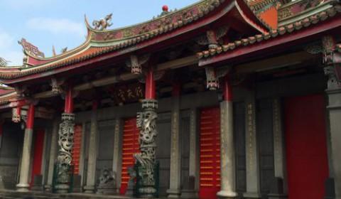 台湾二日目は市内観光。赤ちゃん連れオプショナルツアーのメリット、デメリット。
