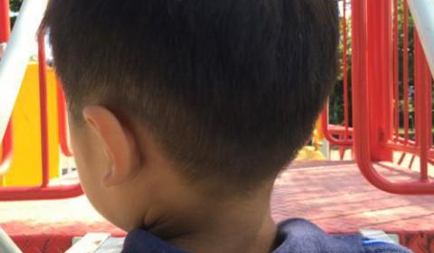 2歳3ヶ月で初めての中耳炎